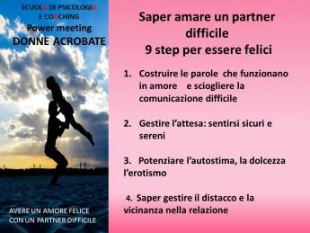 9 STEP PER SAPER AMARE