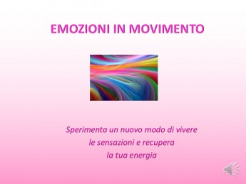 emozioni sito