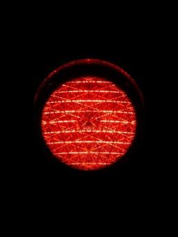 i sintomi sono come un semaforo rosso